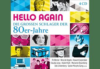 VARIOUS - Hello Again-Die Großen Schlager Der 80er-Jahre  - (CD)