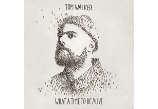 Tom Walker - What a Time To Be Alive - (CD)