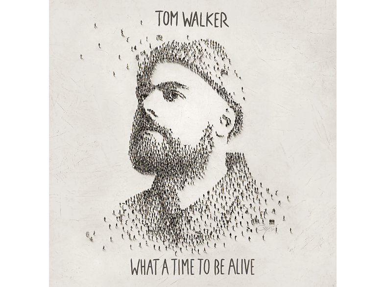 Tom Walker - What a Time To Be Alive [CD]