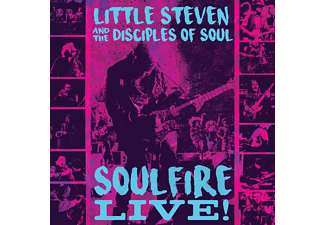 Little Steven & The Disciples Of Soul - Soulfire Live! (Blu-Ray)  - (Blu-ray)