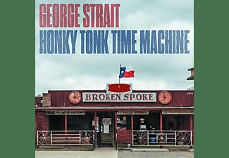 George Strait - Honky Tonk Time Machine  - (CD)