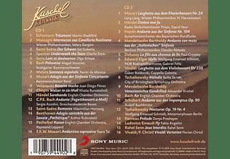 VARIOUS - Kuschelklassik Vol.20  - (CD)