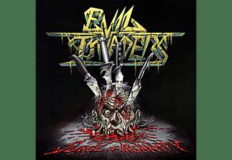 Evil Invaders - SURGE OF INSANITY: LIVE IN ANTWERP 2018 (+DVD)  - (Vinyl)