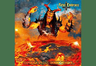 Fatal Embrace - Operation Genocide  - (Vinyl)
