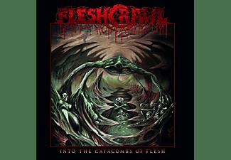 Fleshcrawl - Into The Catacombs Of Flesh  - (Vinyl)