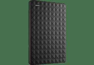 SEAGATE Expansion+, 5 TB HDD, 2,5 Zoll, extern, Schwarz