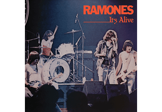 Ramones - IT'S ALIVE  - (LP + Bonus-CD)