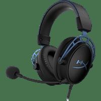 HYPERX Cloud Alpha S Gaming Headset Schwarz/Blau