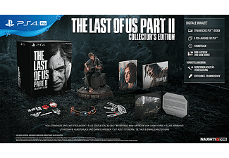 Last of Us Part II Collectors Edition für PlayStation 4