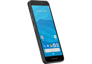 FAIRPHONE 3 - Smartphone 64 GB + 4GB, Schwarz