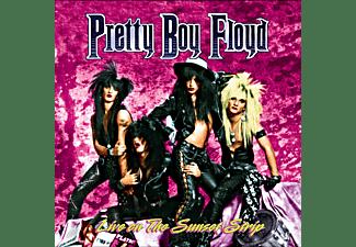 Pretty Boy Floyd - LIVE ON THE SUNSTRIP  - (CD)