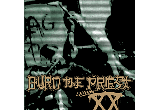 Burn The Priest - Legion: XX  - (CD)