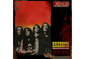 Kreator - Extreme Aggression  - (CD)