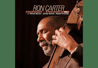 Ron Carter - Foursight-Stockholm Vol.1  - (CD)