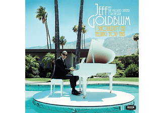 Jeff Goldblum, The Mildred Snitzer Orchestra - I Shouldn't Be Telling You This  - (CD)