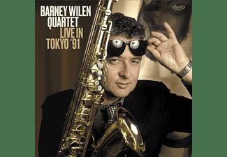 Barney Quartet Wilen - Live In Tokyo '91  - (Vinyl)