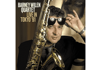 Barney Quartet Wilen - Live In Tokyo '91  - (CD)
