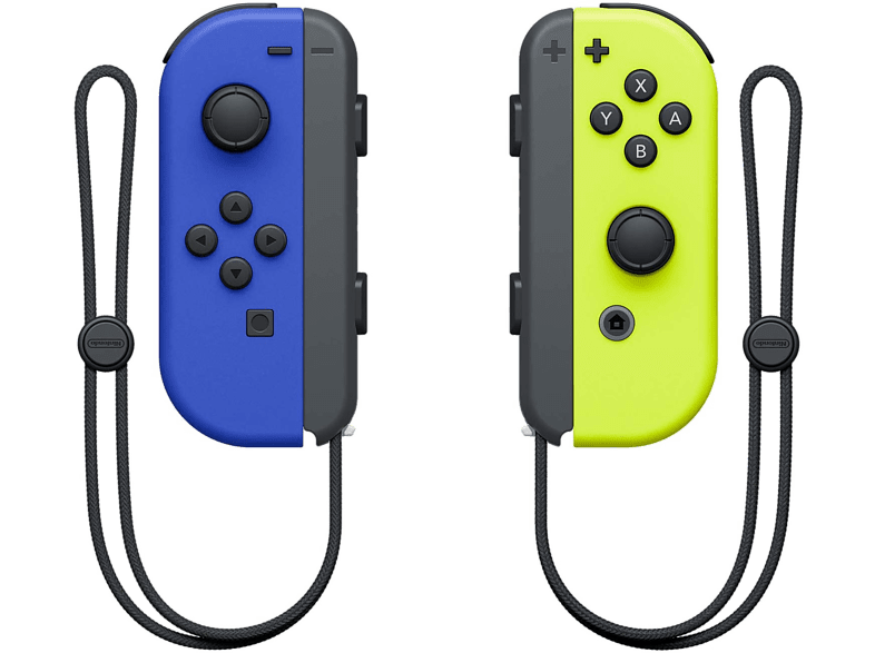 NINTENDO Switch Joy-Con-controllerset Blauw / Geel