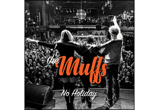 The Muffs - NO HOLIDAY -ETCHED-  - (Vinyl)