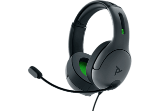PDP Gaming headset LVL50 Xbox One Grijs (048-124-NA-BK)