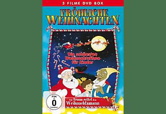 FRÖHLICHE WEIHNACHTEN-Die schönsten Weihnachtsfi DVD