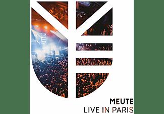 Meute - LIVE IN PARIS -GATEFOLD-  - (Vinyl)