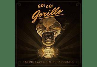 Go! Go! Gorillo! - Taking Care Of Monkey Business  - (CD)