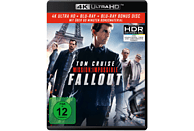 Mission: Impossible - Fallout [4K Ultra HD Blu-ray + Blu-ray]