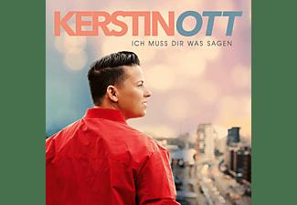 Kerstin Ott - ICH MUSS DIR WAS SAGEN  - (CD)