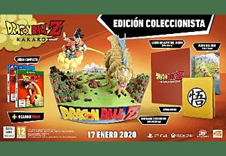 REACONDICIONADO Xbox One Dragon Ball Z Kakarot (Ed. Collector)