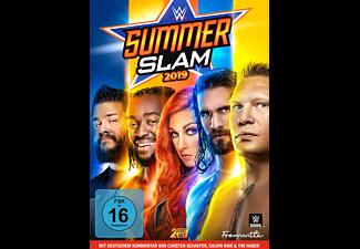 WWE:Summerslam 2019 DVD
