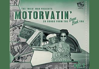 VARIOUS - Motorvatin Vol.1  - (CD)