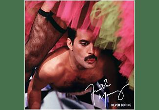 Freddie Mercury - Never Boring  - (CD)