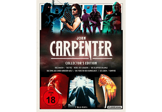 John Carpenter Collector's Edition/Blu-ray Blu-ray
