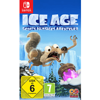 Ice Age: Scrats Nussiges Abenteuer [Nintendo Switch]