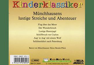 VARIOUS - Munchenhausen  - (CD)