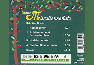 VARIOUS - BRÜDERCHEN UND SCHWESTERCHEN  - (CD)