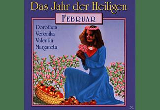 Priess/Rinschler/Seifert - DAS JAHR DER HEILIGEN - FEBRUAR  - (CD)