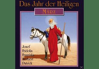 Preiss/Rinschler/Seifert - DAS JAHR DER HEILIGEN - MÄRZ  - (CD)