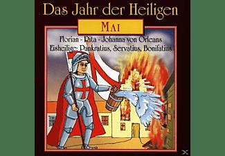 Preiss/Rinschler/Seifert - DAS JAHR DER HEILIGEN - MAI  - (CD)