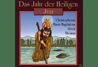 Werner - DAS JAHR DER HEILIGEN - JULI  - (CD)
