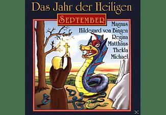 Preiss/Rinschler/Seifert - DAS JAHR DER HEILIGEN - SEPTEMBER  - (CD)