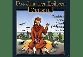 Preiss/Rinschler/Seifert - DAS JAHR DER HEILIGEN - OKTOBER  - (CD)