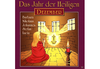 Preiss/Rinschler/Seifert - DAS JAHR DER HEILIGEN - DEZEMBER  - (CD)
