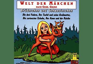Elisabeth Schumann - BRÜDERCHEN & SCHWESTERCHEN  - (CD)