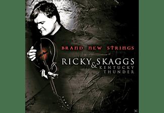 Ricky Skaggs - BRAND NEW STRINGS  - (CD)