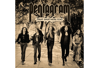 Pentagram - First Daze Here Too (2CD Reissue)  - (CD)