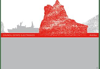 Council Estate Electronics - ARKTIKA  - (CD)