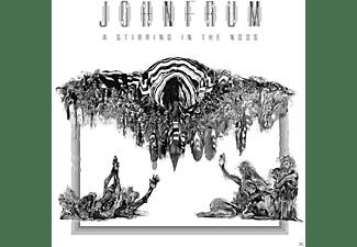 John Frum - A Stirring In The Noos  - (CD)