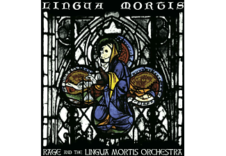 Rage - LINGUA MORTIS (BLACK DOUBLE VINYL)  - (Vinyl)
